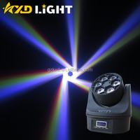 NEW 15W LED Rotating Beam Moving Head Light for Disco