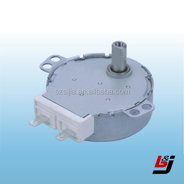 High torque low rpm gear motor synchronous motor for for 4 rpm gear motor
