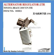 toyota 2TR alternator regulator for 2TR engine
