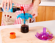 useful funnels for liquid for kitchen use kitchen accessories