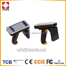 Android OS UHF RFID handheld Reader new product
