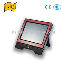 """Dual Core 15"""" Touch Screen POS System for GAS station"""