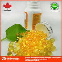 High quality OEM brand evening primrose oil capsules for women