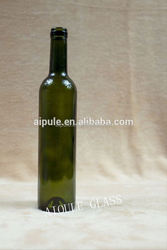 aluminum foil cover for wine bottlewith cork