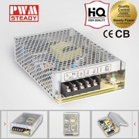 Meanwell NES-75-15 75W 15V 5A pulse power supply / 15 volt smps