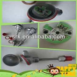good quality Industrial Integrated digital PT100 Temperature Transmitter 4 to 20mA