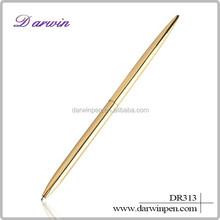 Jiangxi gold hotel pen metal hotel pen hotel ball pen