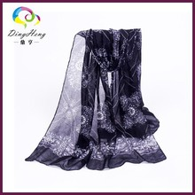 2014 High Quality Long Fashionable Design Lady Printed Pashmina Scarf