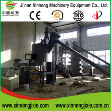 High efficient low price Biomass air flow rotary dryer
