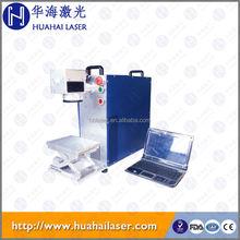 Pvc laser printer 10W/20W/30W Fiber Laser marking/engraving machine usedfor id card marking