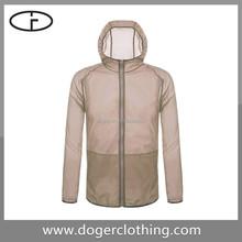 Rip Stop Custom Nylon Sports Jacket lady