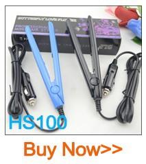 h.p.w. 50шт jr170 профессиональный совет волосы прямее для волос, выпрямитель, цифровое управление эссе для использования