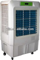Factory delivery 12000 M3/H portable evaporative air cooler evaporative air cooler remote control