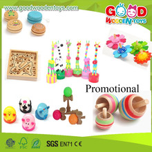 Hot Selling Holiday Gift Toy Popular Wooden Promotional Toys, Milk Promotional Toys