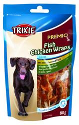 PREMIO Fish Chicken Wraps pet food