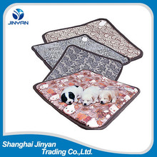 made in china pet electric heating pad for small dog and cat exported to Europe and america