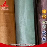 Tearresistant Anti-pilling Softness Cheap Fabric Upholstery