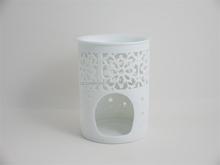 Handmade candle warmer