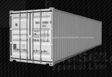 Contêineres de navio 40 pés Dry Van Novos e Usados