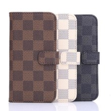 Good Quality Mobile Phone Shell for Apple for Iphone 6, PU Leather Wallet Flip Cover for Iphone 6 Shell