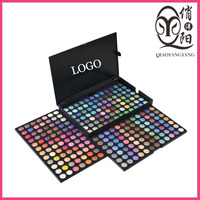 252 Color Professional Makeup Eyeshadow Palette Makeup Eye Shadow OEM with private label