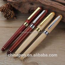wooden pen set, promotion wood pen, wood pen for gift