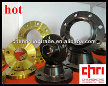 manufacturing exhaust flange
