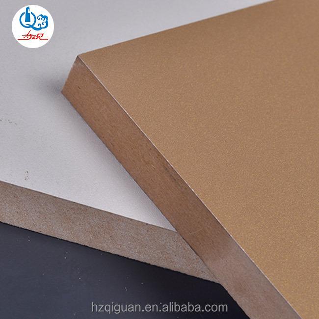 Mejor Precio alta calidad melamina MDF/melamina laminada MDF/melamina paneles uso para Muebles Para Irán