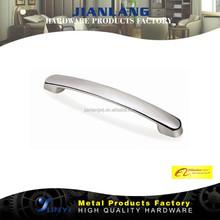 Modern factory manufacturer chrome metal aluminum cabinet hardware furniture drawer handle