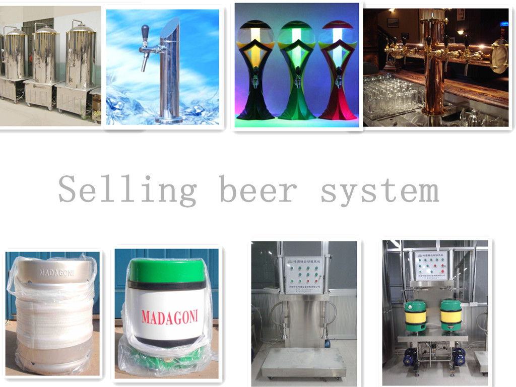 CG-500L of Used brewery equipment for sale