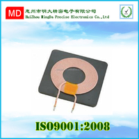 OEM Variable Spiral winding induction coil of wireless charger module