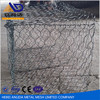 Galvanized stainless steel gabion basket/welded gabion basket/pvc coated hexagonal gabion basket
