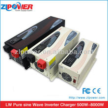 Solar system Pure Sine Wave Inverter Charger DC to AC Inverter 1000w-6000w