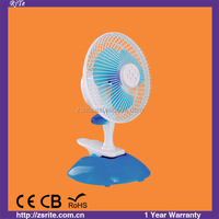 6 Inch USB Table Fan with Aroma