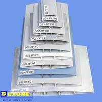 aluminum extrusion profiles aerfoil fins