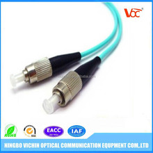 Fiber jumper wire OM3 FC/PC fiber optic patch cord Duplex
