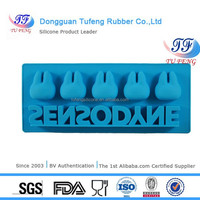 Food Grade Customized silicone ice cube tray