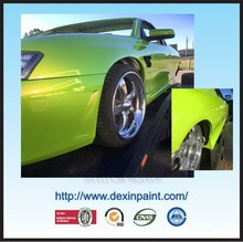 factory price pearl green car paint