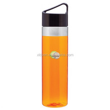single wall stainless steel sport bottle with plastic lid