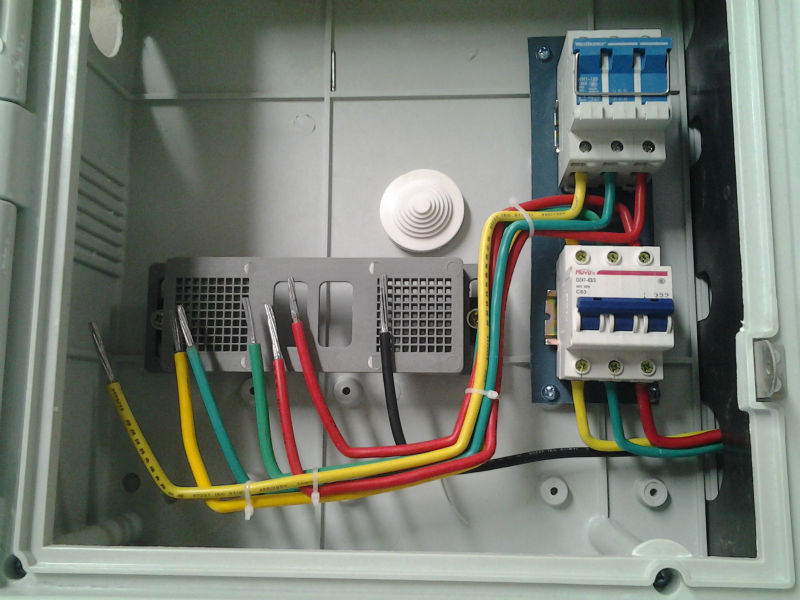 Beautiful 3 Phase Electric Panel Gallery - Everything You Need to ...