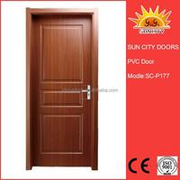 Cheap honeycomb paper core hollow interior doors SC-P177
