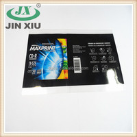 Heat shrink plastic protective sleeve for CD-R