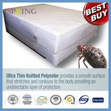 hot new hospital bed pu mattress cover