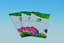 Manufactures Zipper Seed Packet, Plastic Vegetale Seeds Bag, Seeds Packing