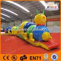 en14960 adorável inflável vertical em túnel de vento