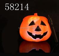 lighted halloween bucket 58214