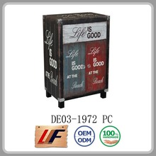 Unique Design Handicraft Recycled Wooden Cupboard With Showcase Designs