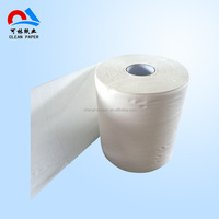 Cheap Recycled pulp toilet tissue paper roll