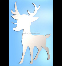 online shopping deer shape newest acrylic christmas ornaments