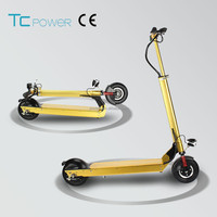 Best seling foldable folding electric mini portable scooter for adult